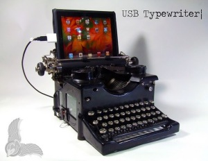 usb1Typewriter