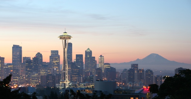 Seattle, Washington (Source: Wikimedia Commons)