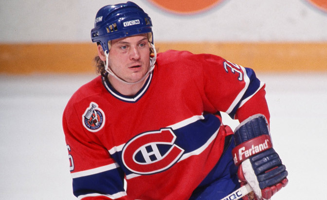 Todd Ewen. Photo from NHL.com