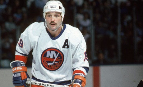 Brian Trottier. Photo from the New York Islanders.
