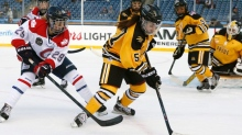 Women's Winter Classic. Photo from the CBC.