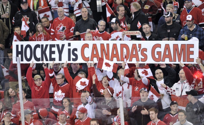CANADA CROWD