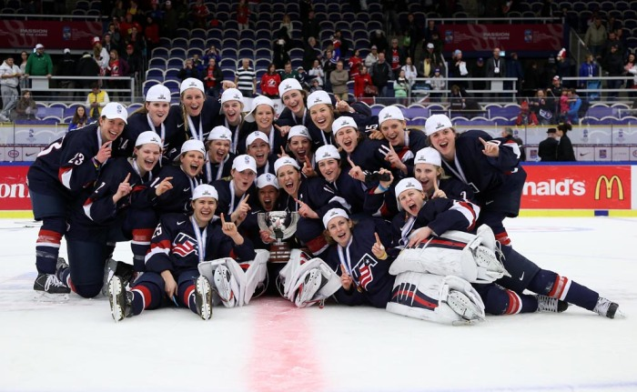 2015 IIHF Ice Hockey Women's World Championship
