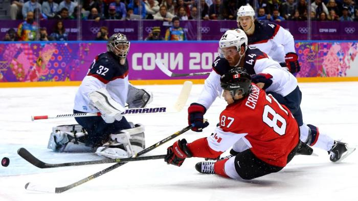 Olympics NHL