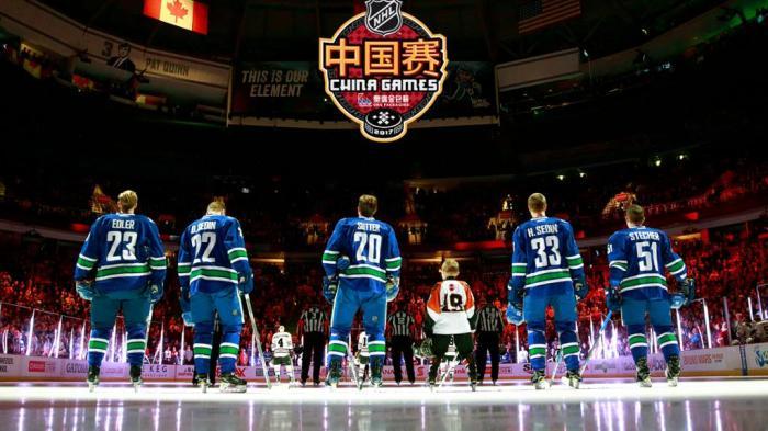 NHL China
