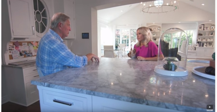 Host Bob McKeown in conversation with Jennifer Belak Liang
